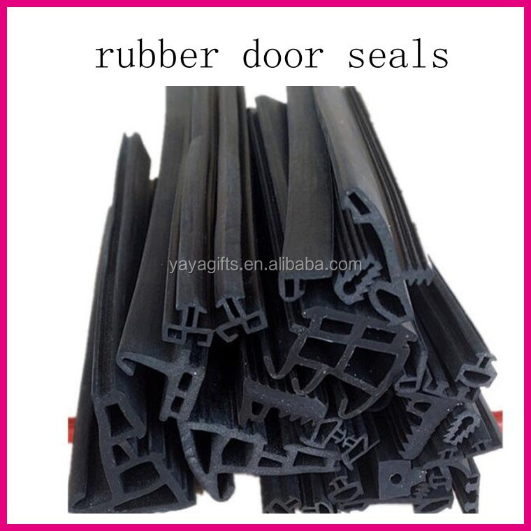 Weatherproof silicone Rubber Strip Door <strong>Seal</strong>