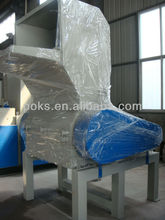 Large recycling plastic mulching film crusher