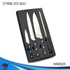 Manufactured Price Steel Head Knife Set For Kitchen Use
