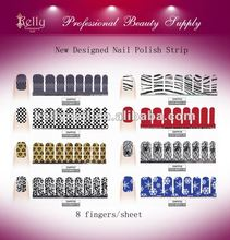 Nail Polish Strip Nail Foil Nail Art Sticker