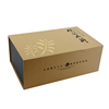 Promotional paper box printing packaging towel set in gift box