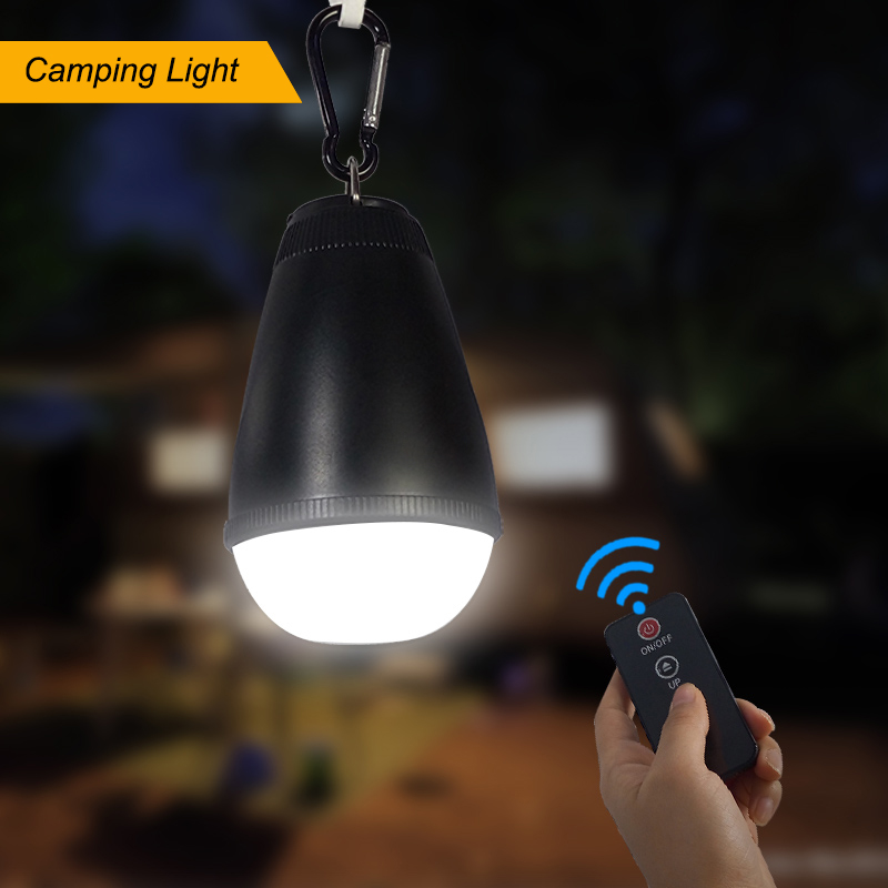 Wholesale brightness led lantern rechargeable CE RoHS led lamp camping light with bulb