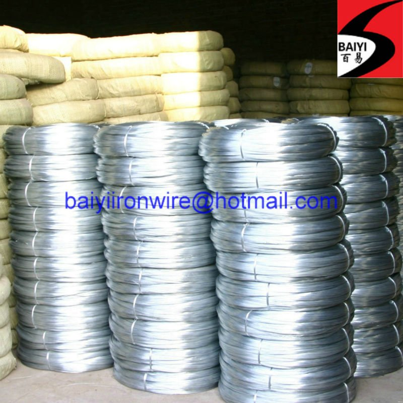 Zinc Coating Galvanized Steel Stay Wire
