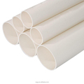 ISO 3633 plumbing system 75mm pvc pipe for water drainage