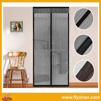 hot sale magnetic mosquito net door curtain