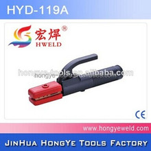 New design 500A good heat resistance electrode holder