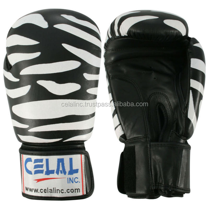 Best Quality Cowhide Leather Boxing Gloves