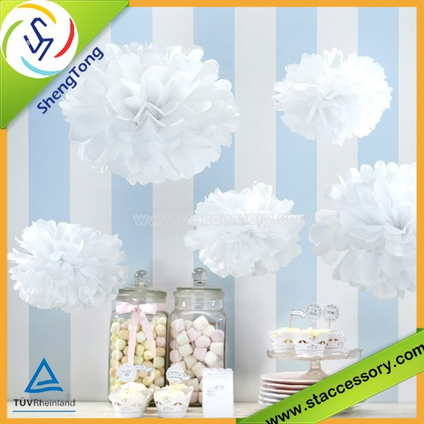 high quality wedding large white paper flowers