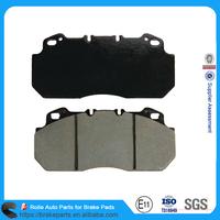 China Factory Directly Semi-metallic Truck Brake Pads WVA29090