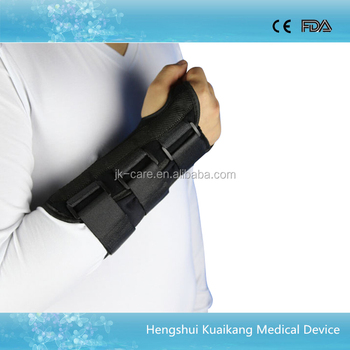 Factory directly wrist / hand brace orthopedic pain relief wrist band wrist support