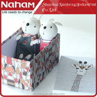 NAHAM Small Flat Pack Folding File