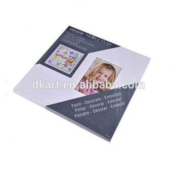 On-time delivery factory supply Photo frame stretched canvas