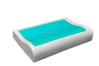 Memory Foam Pillow with Cooling Gel - #1 Most Comfortable Pillow on Amazon
