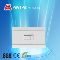 Wall light switch, switching power supply