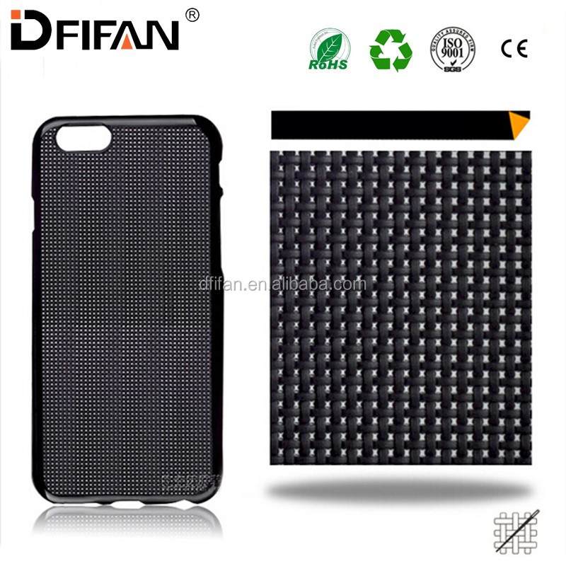 DIY dot view case for apple iPhone cross stitch phone cover case for iPhone 5s colorful mobile covers for iphone 6