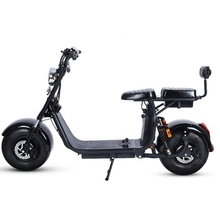 60V/1500W Battery Citycoco 40Km/H Speed Citycoco 2 Wheel Motorcycle Electric Scooter