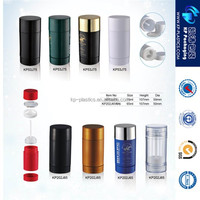 30ml 50ml 75ml Round Shape High Quality Deodorant Bottle Factory