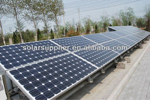 300w1KW2kw solar system on off grid ,220V 380V solar energy home system solar panel price