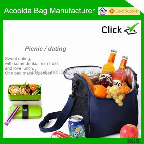 plastic disposable lunch bag