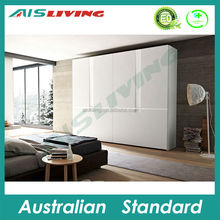 AIS LIVING top end quality customized bedroom wardrobe furniture sale