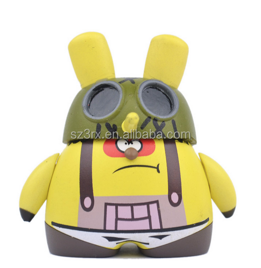 Create Dunny Series Japanese Anime Character Figure Toys/Making Movable Vinyl Figures Factory/Custom PVC Figure Doll