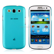 Ultra Slim Hard PC Case For Sumsung S3/I9300 With 6 Colors , Stocks now