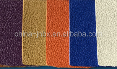 Synthetic pvc leather for shoes