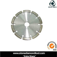 "5"" circular tuck point diamond saw blade for cutting stainless steel"