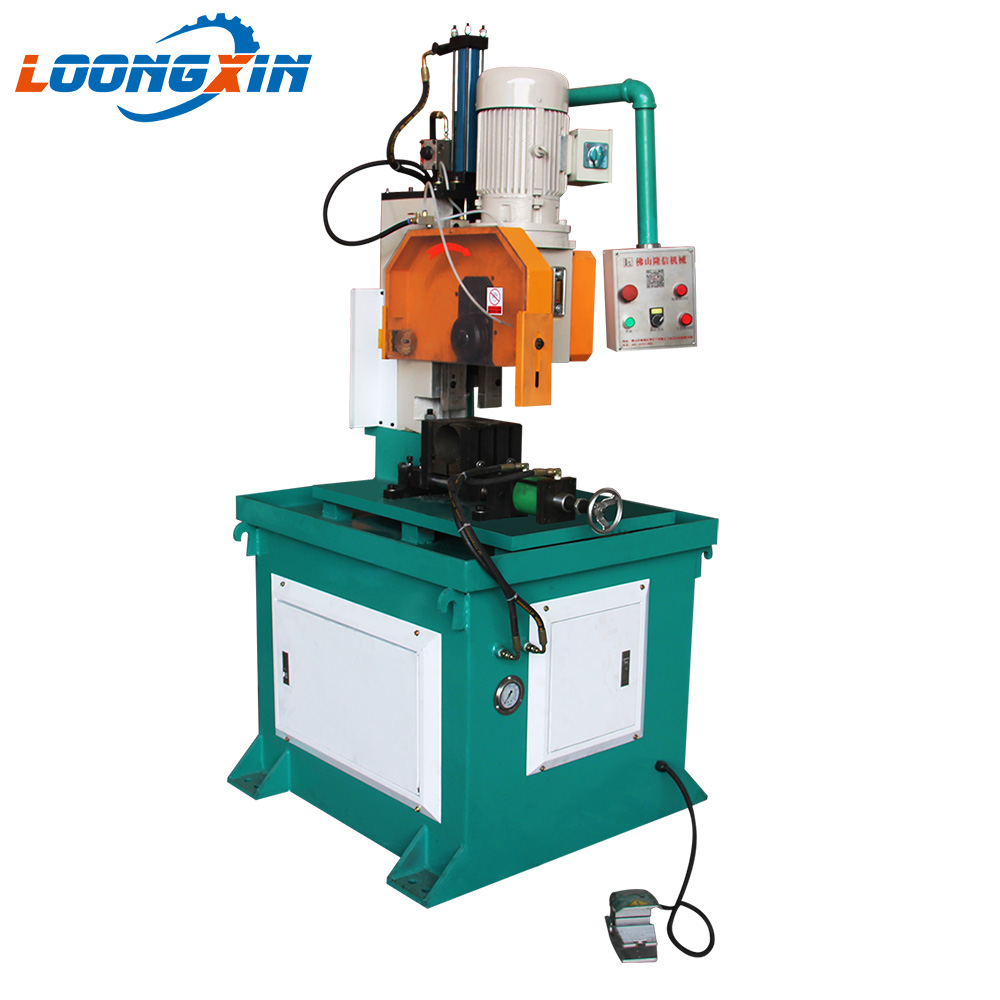 China manufacturers semi automatic pipe <strong>cutting</strong> saw machine