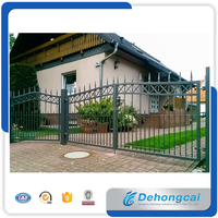 Kinds of main iron gate design and choose or drawing