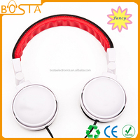 Fancy color delicate design versitile purifying headphone