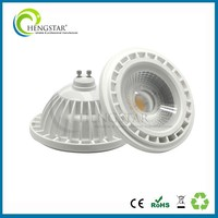 Factory direct sale 900-1500lm 12V AC DC 230V ac ar111 fixture