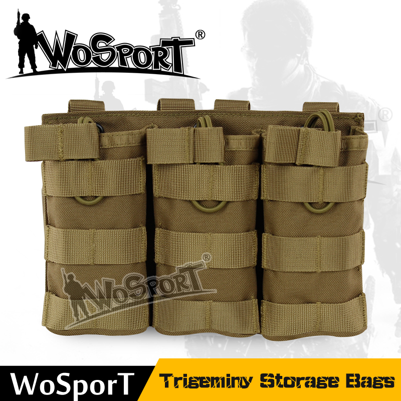 Tactical game vest part nylon magazine pouch military equipment for sale