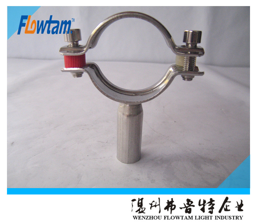 stainless steel tube holder