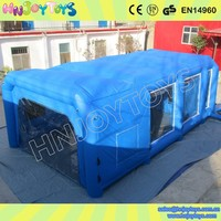Portable Auto Paint Booth, Big Inflatable Spray Booth, Portable Paint Tent