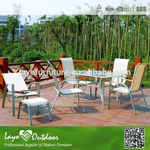 Factory audit passed import garden line inexpensive outdoor dining furniture