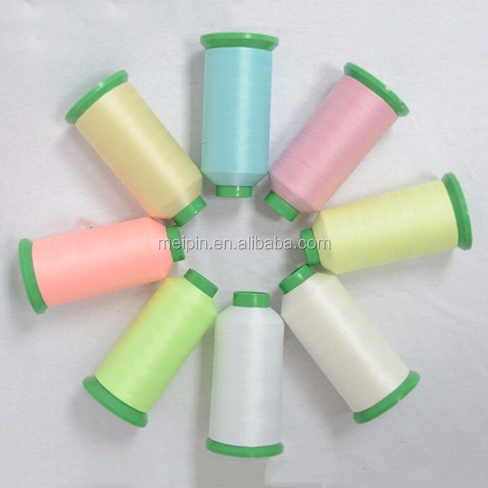 Glowing at Night Polyester Sewing Thread