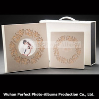 Hot Sale New Design Wedding Digital Acrylic Photo Album Cover