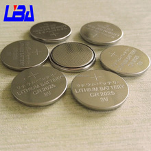Button Cell CR2025 Lithium Button Batteries