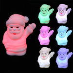 2013 Lovely Special for christmas gifts Changed 7-Colors Christmas Father lamp