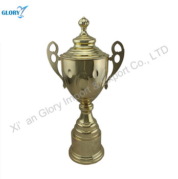 Gold Plated Trophy Cup Designs And Awards