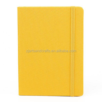 Wholesale Classical A5 hardcover notebook 96shest