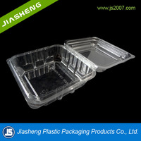 Customized Fruit Salad Packaging Disposable Fresh Strawberry Box
