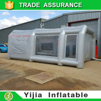 China suppliers mobile bink spray booth