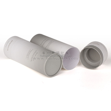 Paper cylinder containers disposable paper food containers