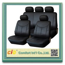 competitive price custom printed pvc car seat cover