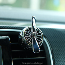 new item Aircraft engines car vent stick/ clip air freshener car perfume for air conditioner