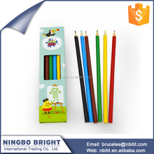 High Quality Triangle Shaped Color Pencil for drawing