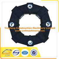 Hot Selling Machinery 200AS Flexible Rubber Coupling
