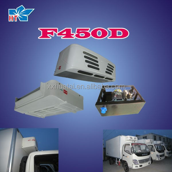 truck standby power system refrigerant unit van cooling system refrigerated standby electric unit truck
